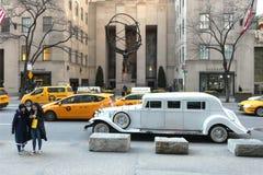 Quinta Avenue immagine stock libera da diritti