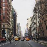 Quinta Avenue fotografia stock libera da diritti