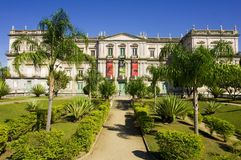 Quinta da Boa Vista Royalty Free Stock Photo