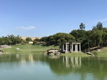 Quinta da Boa Vista Royalty Free Stock Image