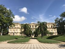 Quinta da Boa Vista - National royalty free stock photos