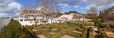 Quinta da Fidalga (Fidalga Palace and Gardens) Royalty Free Stock Photos