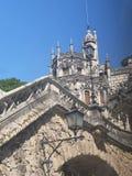 Quinta da Regaleira è una proprietà situata vicino al centro storico di Sintra, Portogallo Fotografia Stock Libera da Diritti