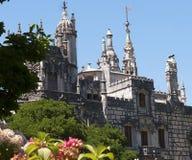 Quinta da Regaleira è una proprietà situata vicino al centro storico di Sintra, Portogallo Immagine Stock