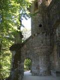Quinta da Regaleira è una proprietà situata vicino al centro storico di Sintra, Portogallo Fotografia Stock
