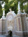 Quinta da Regaleira è una proprietà situata vicino al centro storico di Sintra, Portogallo Immagini Stock