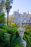 Quinta da regaleira royalty free stock images