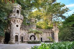 Quinta da Regaleira Foto de archivo