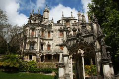 Quinta da Regaleira stock images