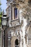 Quinta da Regaleira-close-up, Sintra, Portugal, 2012 stock foto's