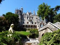 Quinta da Regaleira Royalty Free Stock Image