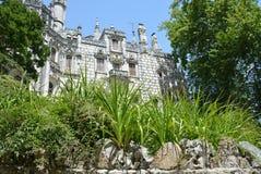 Quinta da Regaleira Royalty Free Stock Photography