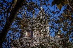 Quinta da Regaleira, jeden symbole masoneria zdjęcie royalty free