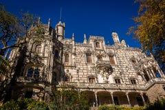 Quinta da Regaleira, jeden symbole masoneria obraz royalty free