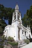 Quinta da Regaleira-kapel, Sintra, Portugal, 2012 royalty-vrije stock foto