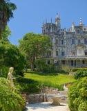 Quinta da Regaleira Palace Stockfotografie
