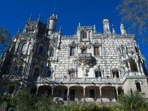 Quinta da Regaleira, Sintra, Португалия Стоковое Изображение RF