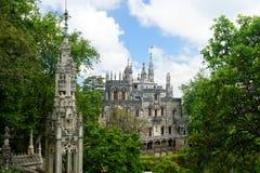 Quinta da Regaleira, Sintra Royalty Free Stock Image