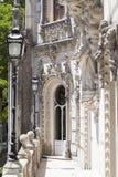 Quinta da Regaleira, Sintra, Portugal, 2012 royalty-vrije stock afbeeldingen