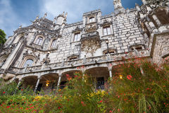 Quinta da Regaleira in Sintra, Portugal. Royalty Free Stock Image