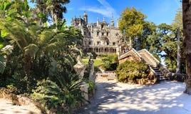 The Quinta da Regaleira Royalty Free Stock Image