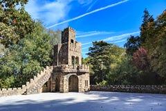 The Quinta da Regaleira Royalty Free Stock Photography