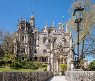 Quinta da Regaleira in Sintra Royalty Free Stock Photo