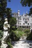 Quinta da Regaleira, Sintra, Portugal, 2012 stock images