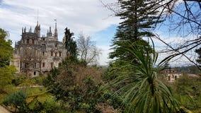 Quinta da Regaleria Obraz Royalty Free