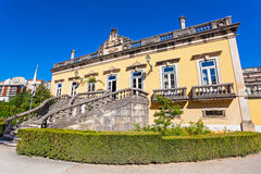 Quinta das Lagrimas. Is an estate in Coimbra, Portugal Stock Photography