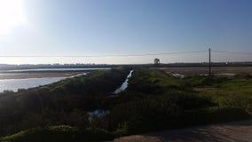 Quinta do Lago. Natural reserve of Ria Formosa Stock Photos