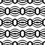Quinta linea modello senza cuciture verticale monocromatico semplice di Tabub Fotografia Stock