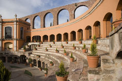 Quinta Real Hotel in Zacatecas Royalty Free Stock Photos