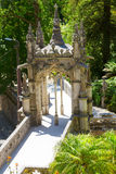 Quinta Regaleira, Sintra, Portugal Royalty Free Stock Photos