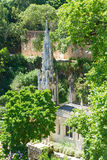 Quinta Regaleira, Sintra, Portugal Royalty Free Stock Images