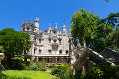 Quinta Regaleira, Sintra, Portugal Stock Photo