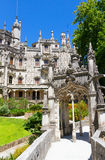 Quinta Regaleira, Sintra, Portugal Stock Photos
