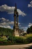 Quintal de Notre Dame Fotos de Stock