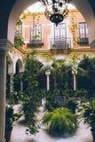 Quintal de Sevilha Imagem de Stock