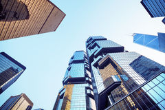 Quintale Hong Kong Immagine Stock