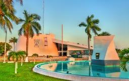 Quintana Roo stanu kongres w Chetumal, Meksyk obrazy royalty free