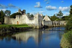 Quintilla Irlanda del Co. del castillo de Adare Fotos de archivo