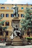 Quintino Sella (7 July 1827 - 14 March 1884) was an Italian statesman and financier. Royalty Free Stock Images