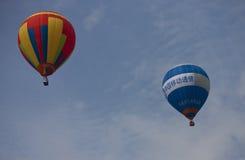 Quinto aerostato internazionale Festi della Cina (Langfang) Fotografia Stock Libera da Diritti