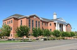 Quinto St George Utah del tribunal del distrito Fotografía de archivo