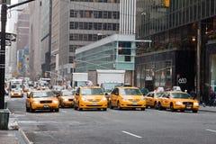 Quinto viale di New York Immagine Stock Libera da Diritti