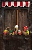 Quiosco del caramelo Foto de archivo libre de regalías
