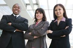 Équipe diverse d'affaires Photo libre de droits