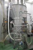 Équipement de laboratoire pharmaceutique Photo libre de droits