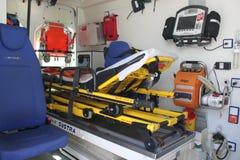 Équipement patient de sécurité et de protection Photo stock